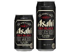 アサヒスーパードライ ドライブラック 500ml×24缶