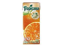 トロピカーナ100% オレンジ 1L×6本