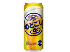 のどごし<生> 500ml×24缶