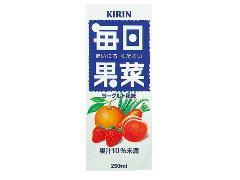 キリン 毎日果菜 250ml×24本