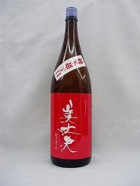 【日本酒】美丈夫 純米酒 超辛口 1.8L