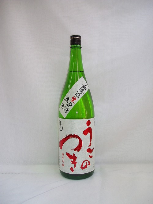 【日本酒】雨後の月 純米吟醸 雄町 無濾過 生原酒 1.8L