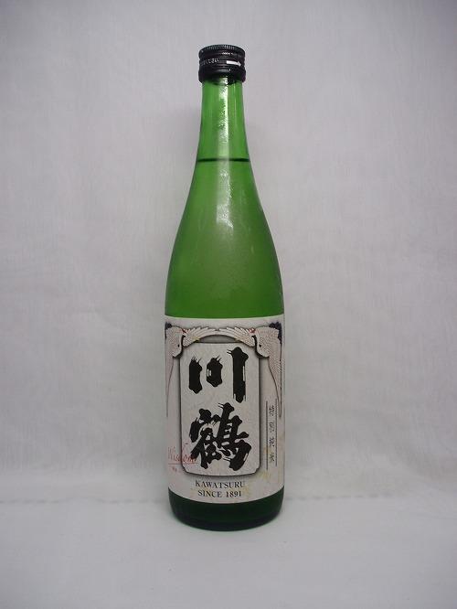 【日本酒】川鶴 特別純米 Wisdom 720ml