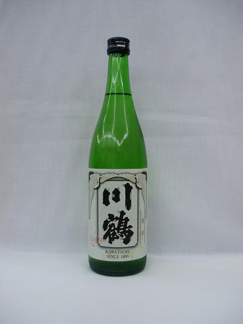 【日本酒】川鶴 純米 Advance 720ml
