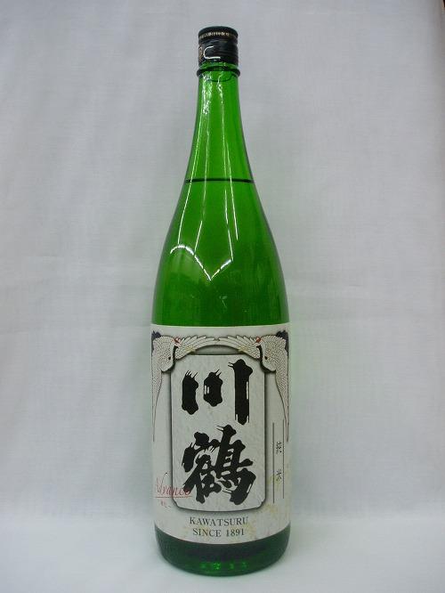 【日本酒】川鶴 純米 Advance 1.8L