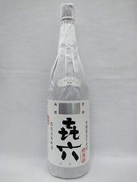 【麦焼酎】きろく 無濾過 1.8L