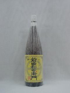 【芋焼酎】前田利右衛門(まえだりえもん) 1.8L