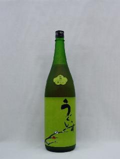 【梅酒】うぐいすとまり 鶯(おう)とろ 1.8L