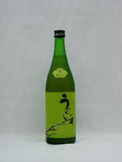 【梅酒】うぐいすとまり 鶯(おう)とろ 720ml