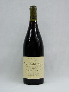 【赤ワイン】ニュイ・サン・ジョルジュ 1er クロ・デ・ザルジリエール 2004