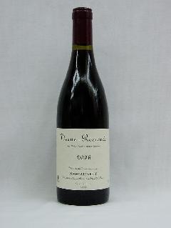【赤ワイン】ヴォーヌ・ロマネ 2006
