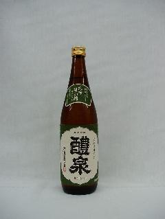 【日本酒】醴泉(れいせん)純米吟醸 雄山錦 720ml