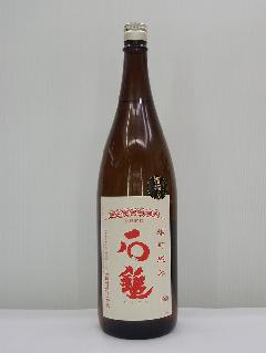 【日本酒】石鎚 純米 雄町 1.8L