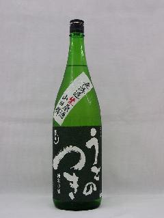 【日本酒】雨後の月 純米吟醸 山田錦 無濾過 生原酒 1.8L