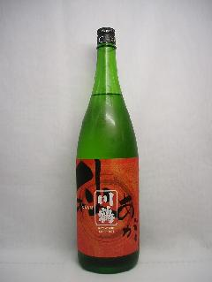 【日本酒】川鶴 秋あがり 純米吟醸 1.8L