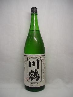 【日本酒】川鶴 特別純米 Wisdom 1.8L