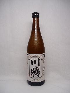 【日本酒】川鶴 純米吟醸 Wisdom 720ml