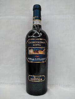 【赤ワイン】ブルネッロ ディ モンタルチーノ カステル ジョコンド リゼルヴァ 2006