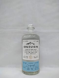 【スピリッツ】OSUZU GIN (尾鈴ジン)  700ml