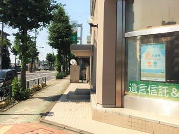 福生駅りそな銀行