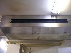 厨房用 業務用エアコン クリーニング