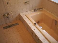 浴室 お掃除 東浦和のお客様