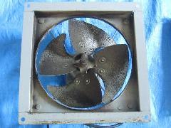 工場の換気扇クリーニング