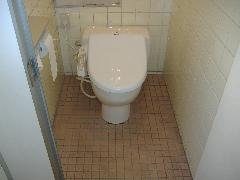 トイレ薬剤洗浄