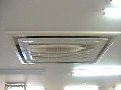 川口市 エアコンのクリーニング