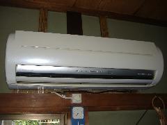 家庭用 エアコンクリーニング さいたま市のお客様