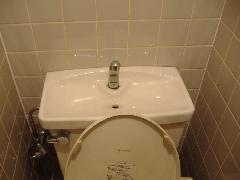 トイレ 水垢落とし
