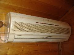 壁掛エアコン クリーニング