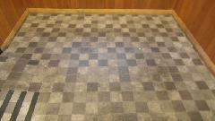 店舗 床定期清掃