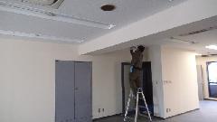 オフィス工事引渡クリーニング