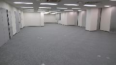 横浜 オフィス工事引渡クリーニング