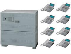 ナカヨ ビジネスホン標準型(電話機48台まで)