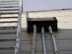 IP電話 光回線導入による新設配管工事 逗子市