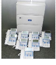 神奈川県横浜市中区        ソフト会社様 電話設備移転工事