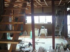 米原市K様 4月23日の工事
