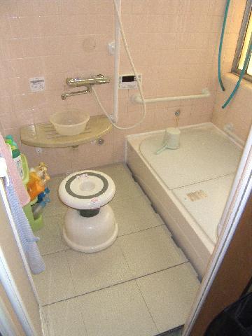戸建て浴槽交換工事