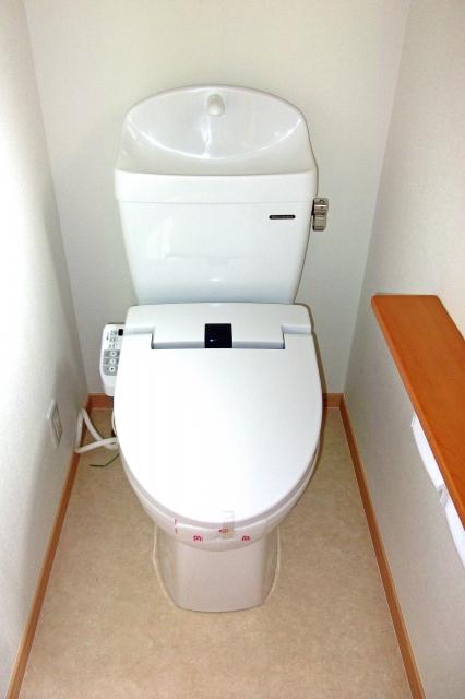 トイレ新規設置工事