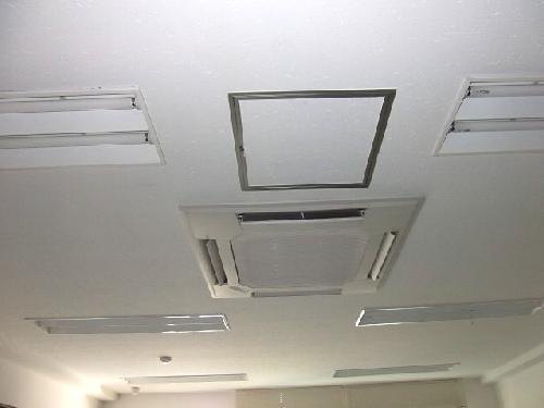 エアコン更新工事 神奈川海老名市 事務所