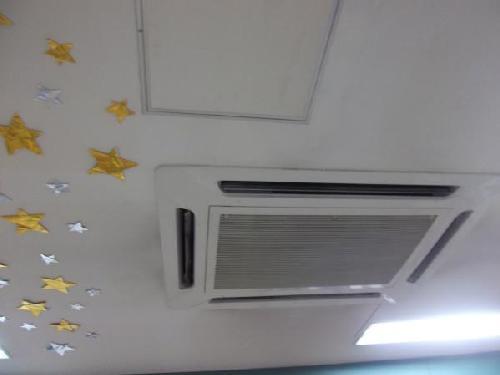 介護施設エアコン1