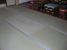 阿弥陀堂の畳2