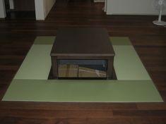 意外と小さい縁無畳は作るのが難しいです。