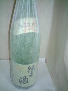 葵鶴 純米酒 1.8L