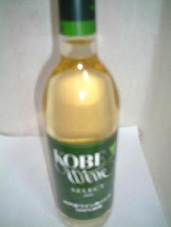 神戸ワイン セレクト白(甘口) 720ML