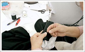 国内手縫い仕立