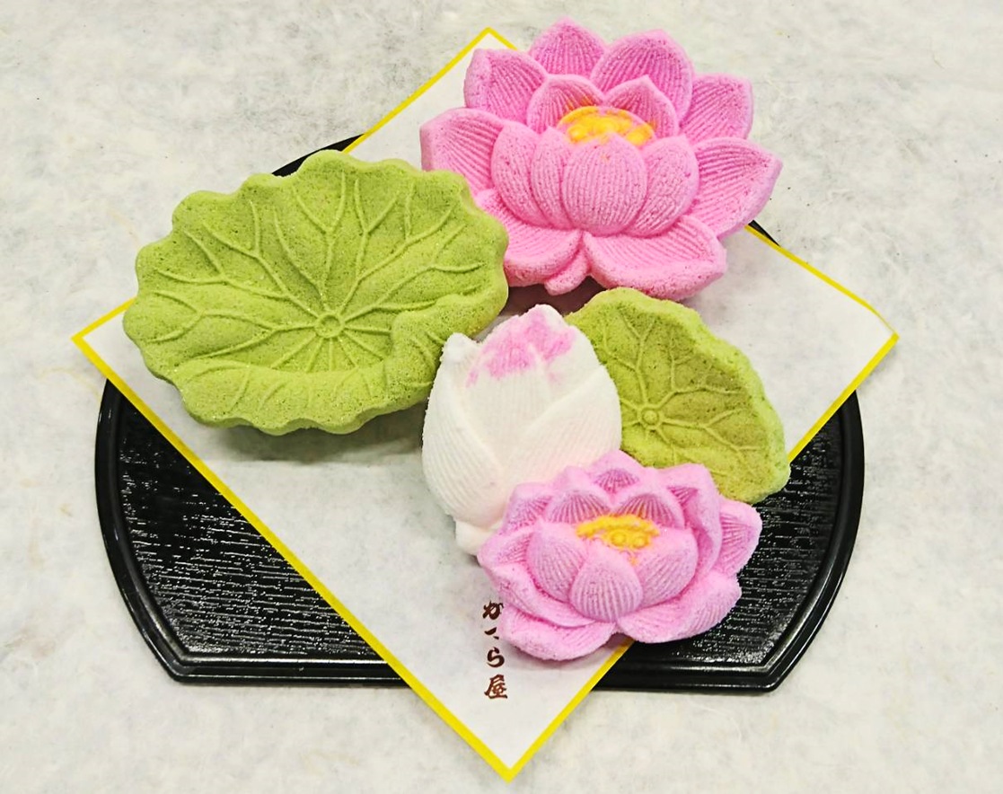 盆菓子 白仙粉