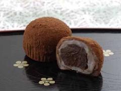 生ショコラ餅 秋期〜冬期